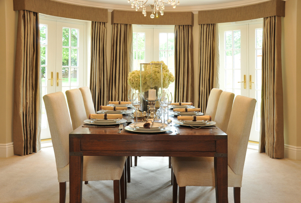 JMS Interiors: Dining Room image 1